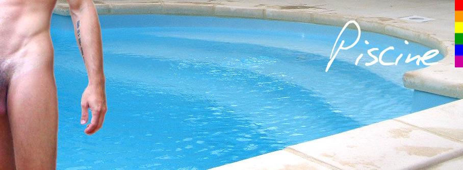 Gayresort le vieux donjon piscine gay naturiste au for Piscine naturiste montpellier